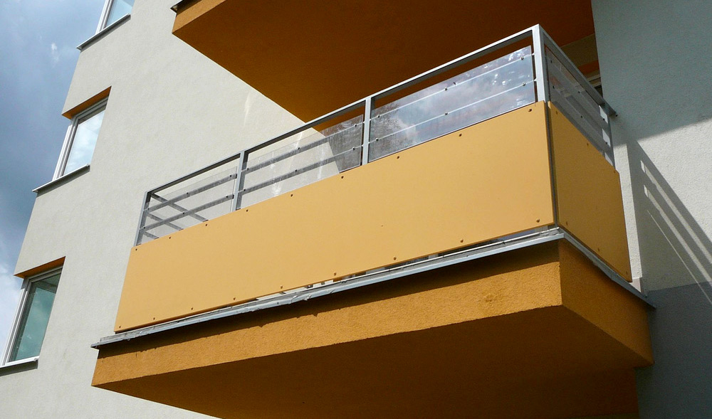 Balkonska ograda Cetris