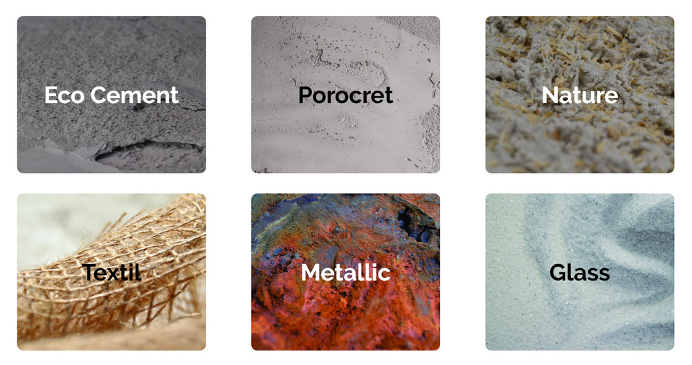 Cement Design barve