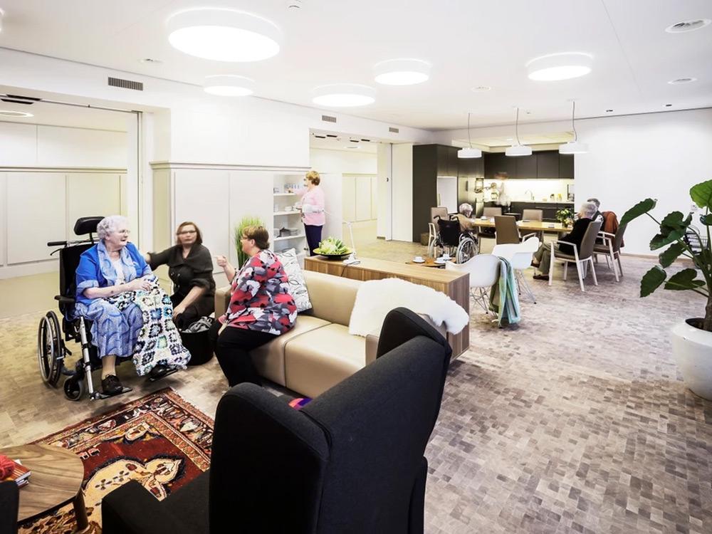 Ecophon dom za starije građane