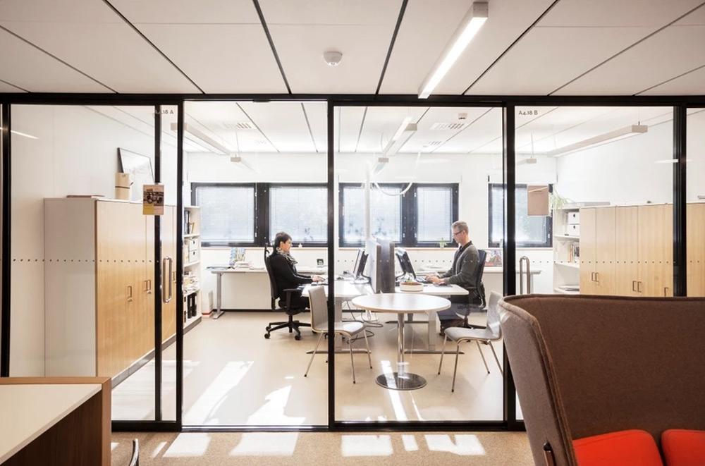 Ecophon modularni plafon