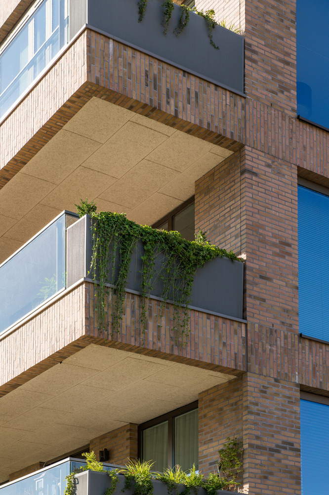 Heraklit obloga balkona
