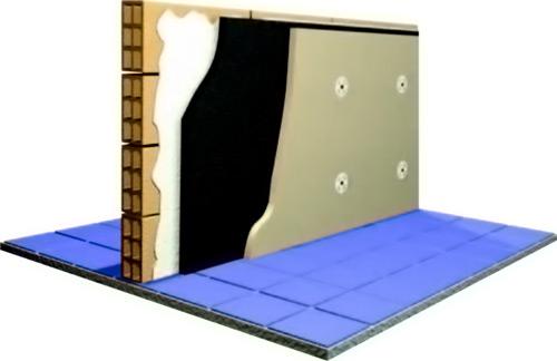 Zvučna izolacija masivnih zidova